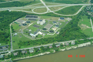 Lucas County Maumee River Wastewater Treatment Plant