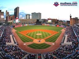 Mud Hens field