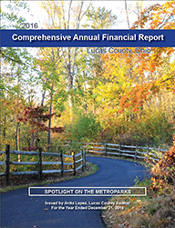 Comprehensive Annual Financial Report 2016