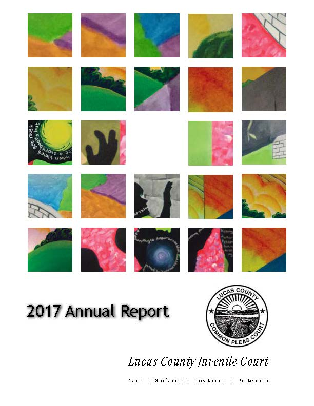 Cover image for Lucas County Annual Report - 2017