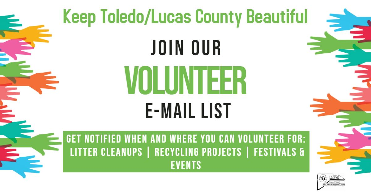 Fill out form to join our Volunteer List