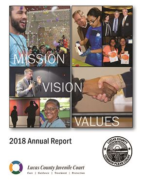 Cover art of 2018 Annual Report