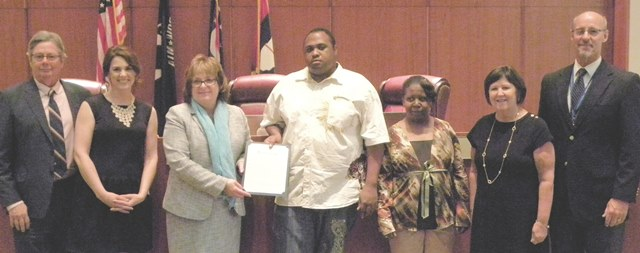 Commissioners issue Proclamation